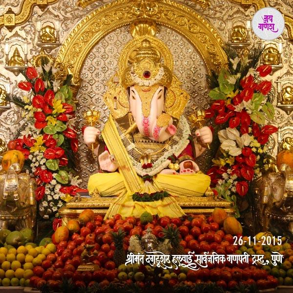 Dagdusheth-Ganapti--Image-26th-November-2015