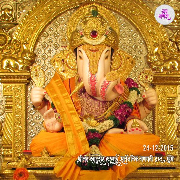 Dagdusheth-Ganapti--Image-24th-December-2015
