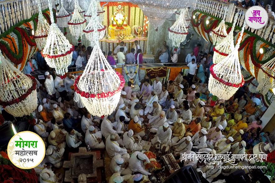 Dagadushethganapati_Mogara festival 2015_02