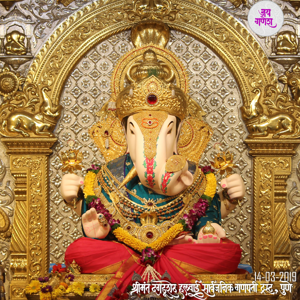 Dagdusheth-Ganpati-14-March2019