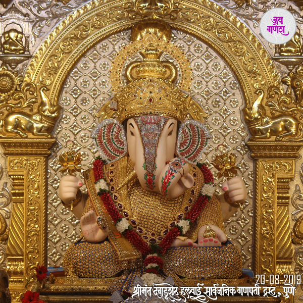 Dagdusheth-Ganpati-20Aug- 2019